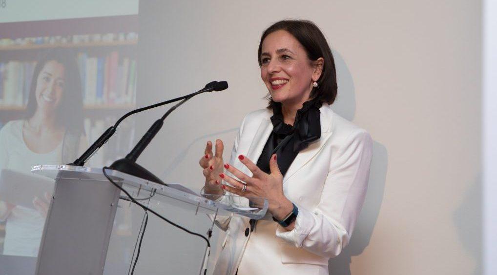 image of Janet Garcia presenting