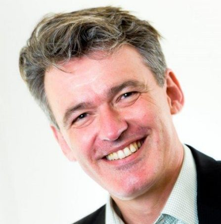 Mark Dawe speaker at the e-Assessment Question Conference