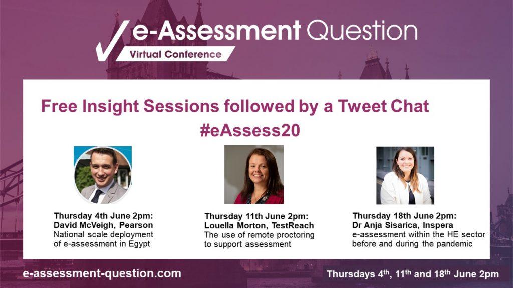 eAssessment Association Insight Session